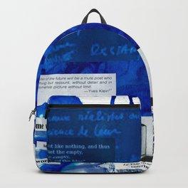 Yves Klein Backpack
