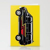 van Stationery Cards featuring Classic Van by Eyes Wide Awake