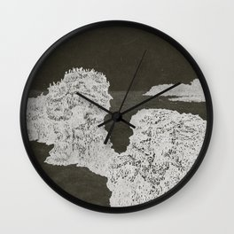 Islands Wall Clock