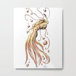 Mermaid 20 Metal Print