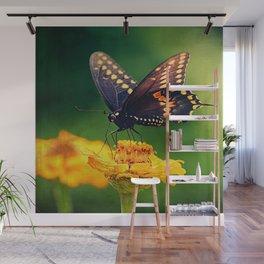 American Swallowtail Wall Mural