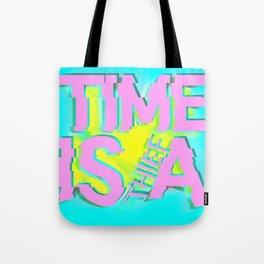 Glitch In Time: Thief Tote Bag