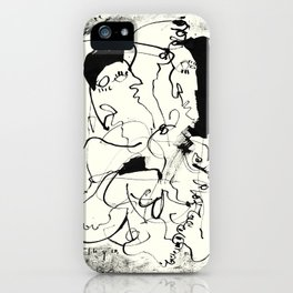 Dancing Forever iPhone Case