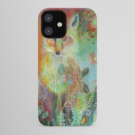 i am the forest path iPhone Case
