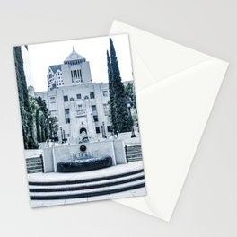 So Grand & Cold Stationery Cards