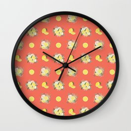 FRESH SQUEEZED! Wall Clock