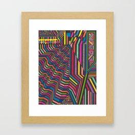 Effort Framed Art Print