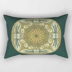 Mandala 9 Rectangular Pillow