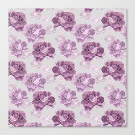 Zephyr roses Canvas Print