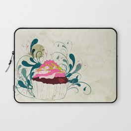 Cupcake without the Guilt  Laptop Sleeve