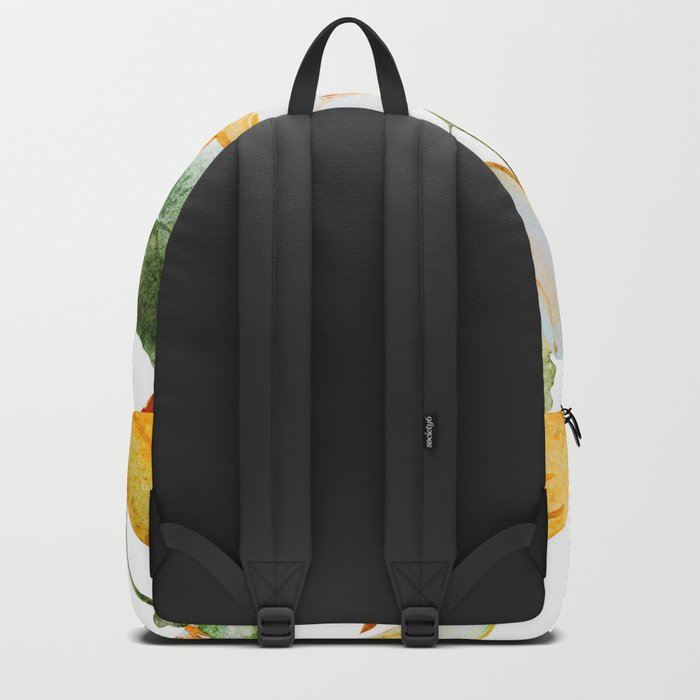 Melon Pattern 12 Backpack