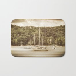 Smooth Sailing - Nostalgic Bath Mat