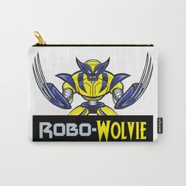 Robo-Wolvie Carry-All Pouch