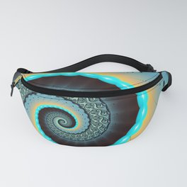 The Mother of All, Abstract Fractal Art Fanny Pack