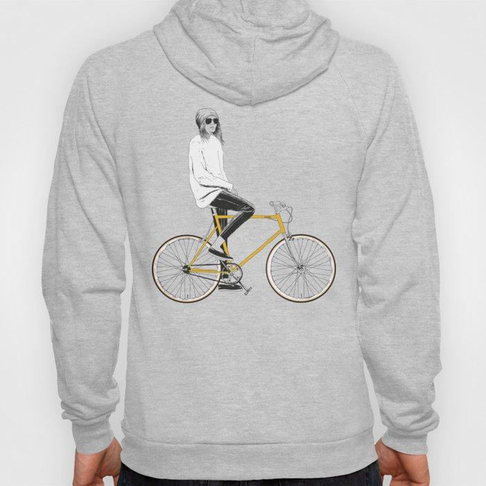 The Yellow Bike Hoody