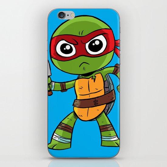 TMNT Raphael iPhone & iPod Skin