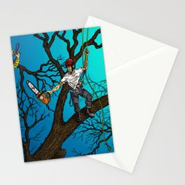 Tree Surgeons Stationery Cards