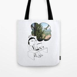 Pod Daze - Ah, Italia! Tote Bag