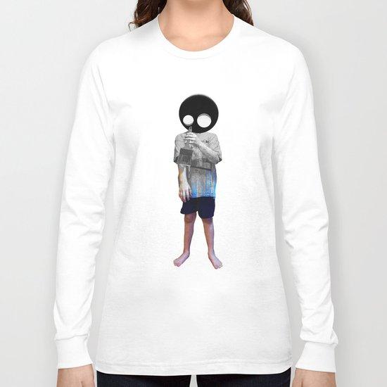desaturate Long Sleeve T-shirt