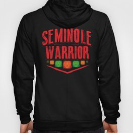 Seminole warrior Hoody