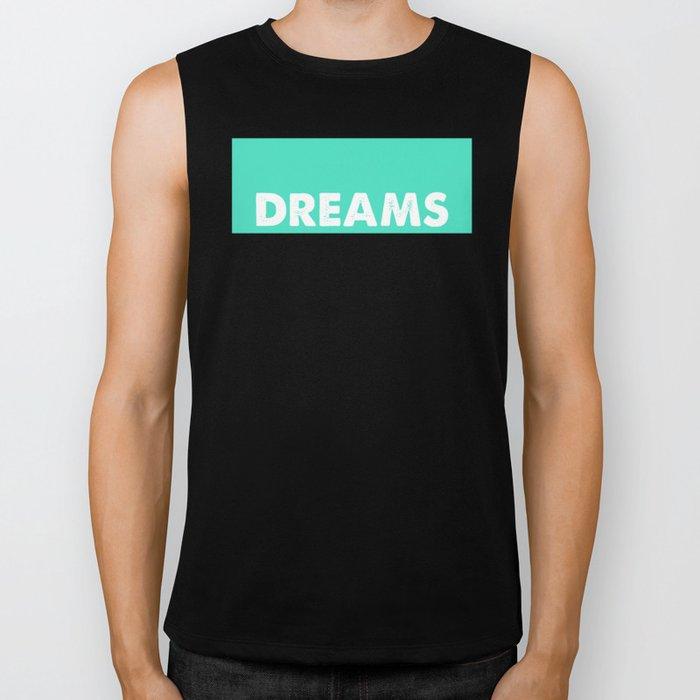 Dreams Biker Tank