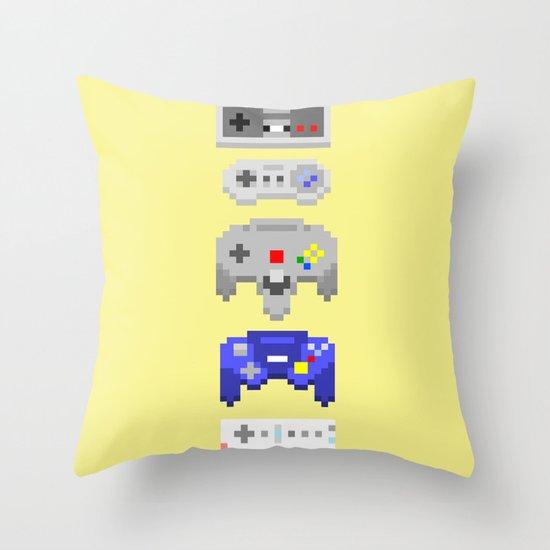 Nintendo Throw Pillow