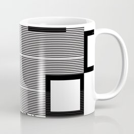 Reasonably Square Coffee Mug
