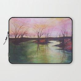 154, watercolor Laptop Sleeve
