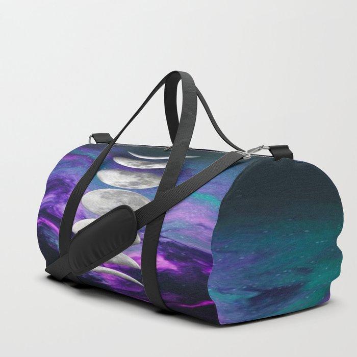 Hey Moon Duffle Bag