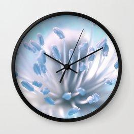 Blue 003 Wall Clock
