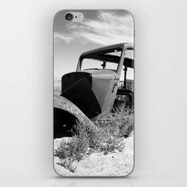 Antique car in Nevada iPhone Skin