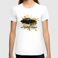 "fleetwood mac T-shirts featuring 1950 Cadillac Fleetwood ""Caddy"" by SpecialTees"
