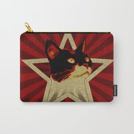 Cats For Social Good Carry-All Pouch