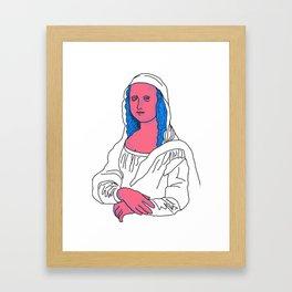 MonalisaM Framed Art Print