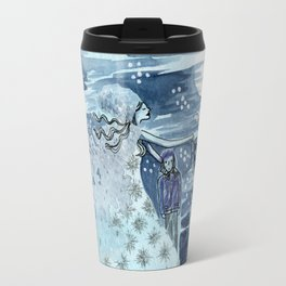 Snow Queen Travel Mug