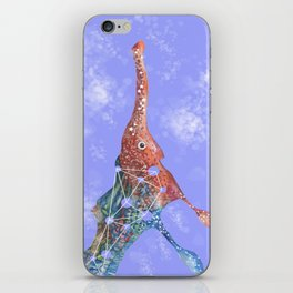 A sea horse iPhone Skin