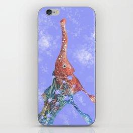A sea horse iPhone Skin