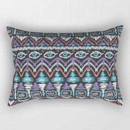 Ethnic tribal ornament 3 Rectangular Pillow