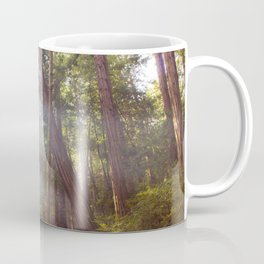 Light Through the Trees Coffee Mug
