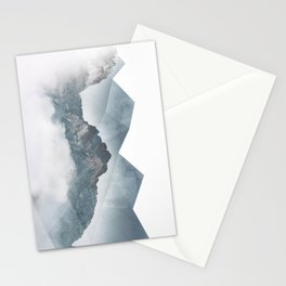 When Winter Comes III Stationery Cards