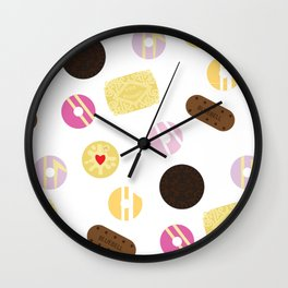 Biscuits / Cookies Galore Wall Clock