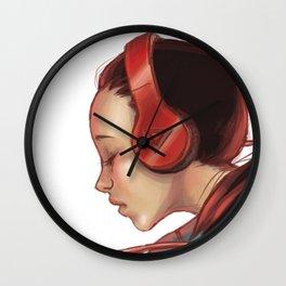 MUSIC BEATS Wall Clock