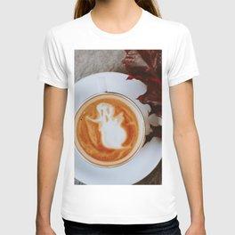 Halloween Latte T-shirt