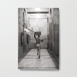 Exhibitionist ||| Metal Print