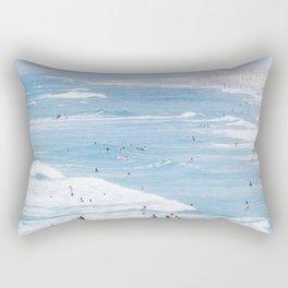 Beach Life 2 Rectangular Pillow
