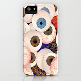 YEUX iPhone Case