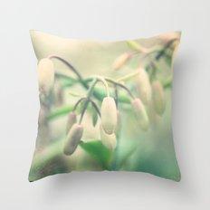 Pastel Paradise Throw Pillow