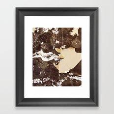 Totally Textured Framed Art Print