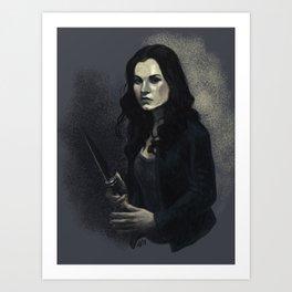 Meg Masters Art Print
