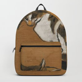 "Théophile Steinlen ""Cat love"" Backpack"